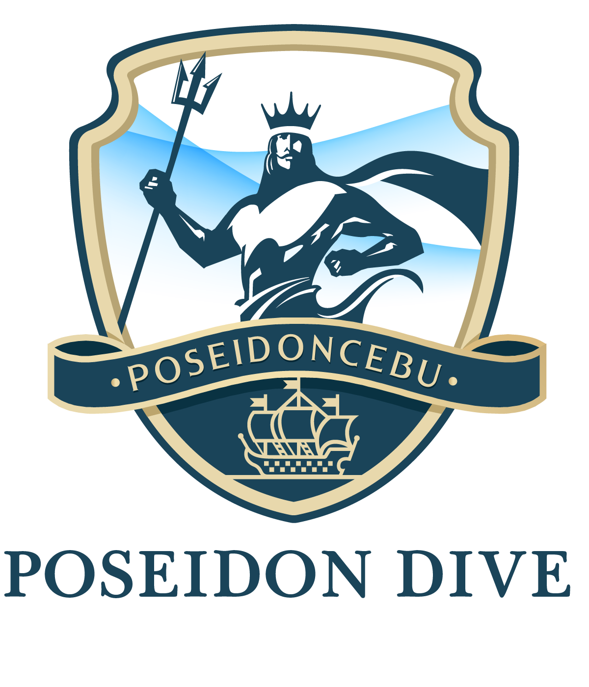 Poseidon Greek God Symbol | Car Interior Design