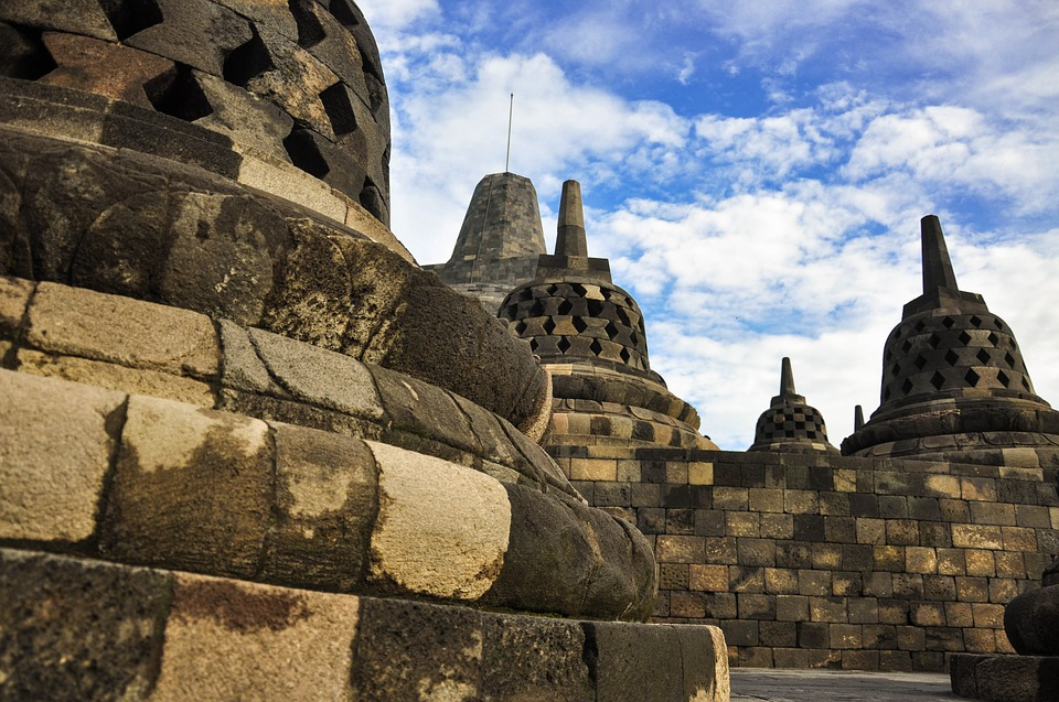 インドネシアの風景