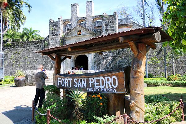 サンペドロ要塞1