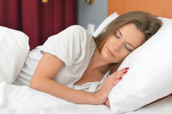 コロナウィルス感染の予防法、睡眠を十分とる