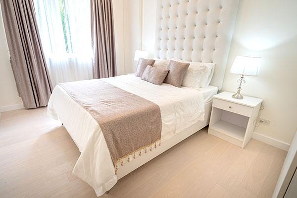 32 Sanson by Rockwellのベッドルーム