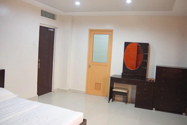 Tancor 5のベッドルーム