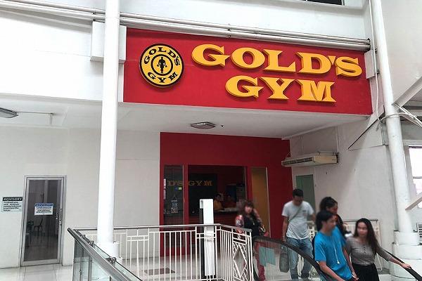 「アヤラモール ゴールドジム」の画像検索結果