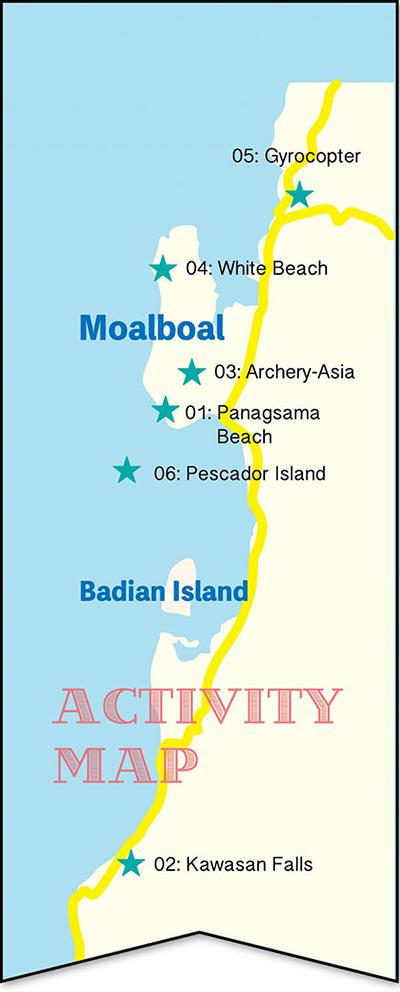 セブ_モアルボアル_地図
