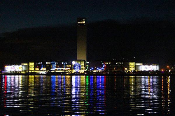 セブ_オプショナルツアー_クルーズ_夜景の海