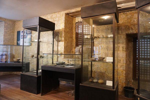 セブ市内観光ツアー、スグボ博物館の館内2