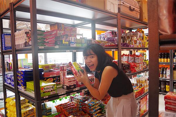 セブ_三河屋_お菓子