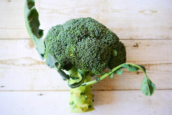 免疫力UP食材のブロッコリー