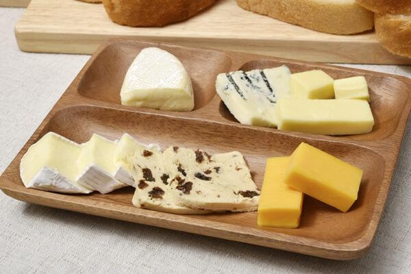免疫力UP食材のチーズ