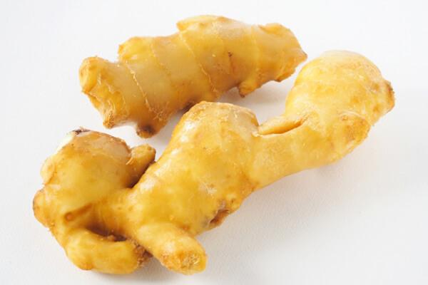 免疫力UP食材の生姜