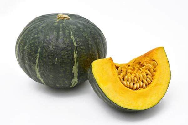 免疫力UP食材のかぼちゃ