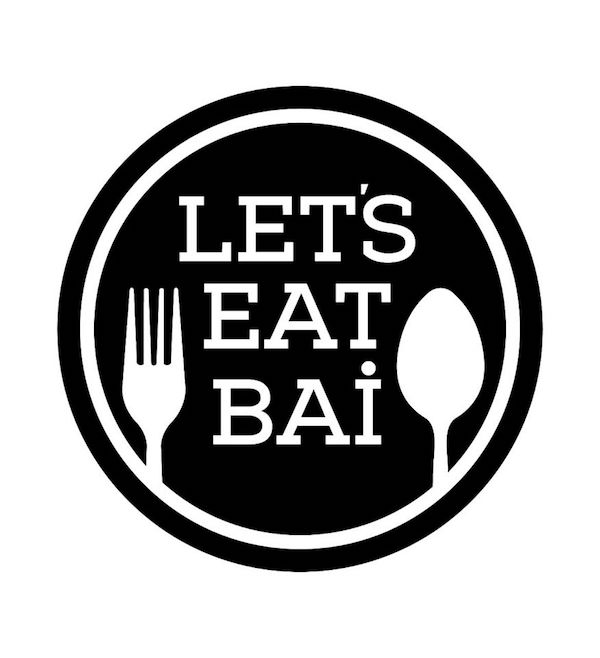 LET'S EAT BAIのロゴ