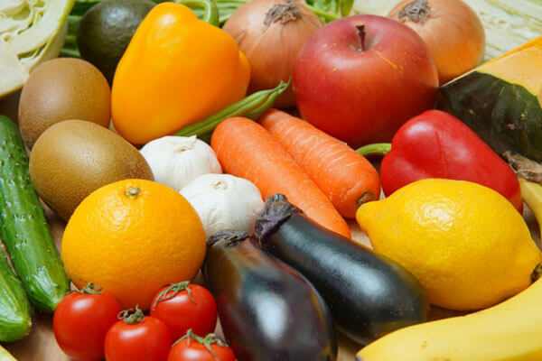 コロナウィルス感染の予防法、免疫力を高める食べ物を食べる