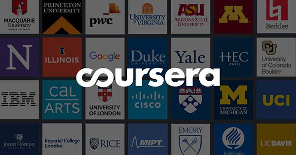 Coursera(コーセラ)