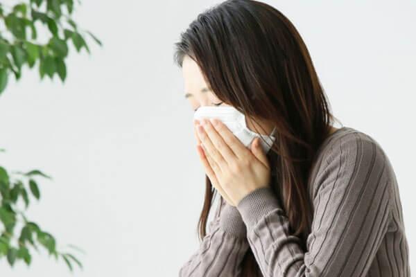 コロナウィルス感染の予防法、咳・くしゃみエチケット