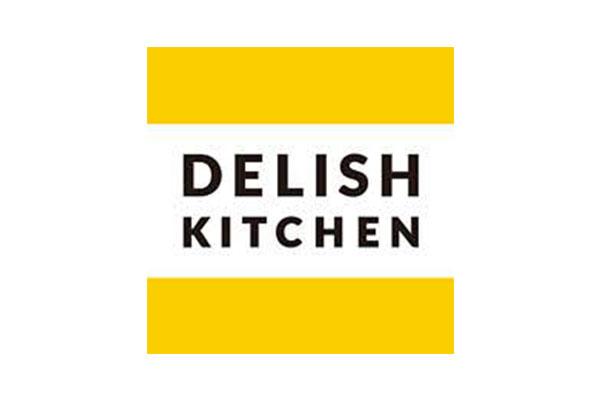 デリッシュキッチンのロゴ
