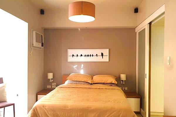 Calyx Centreのベッドルーム