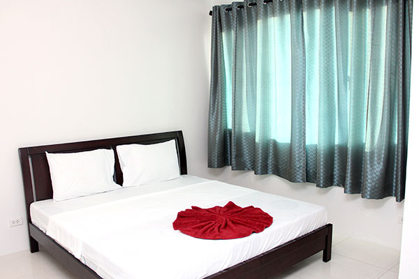 Calyx Residencesのベッドルーム