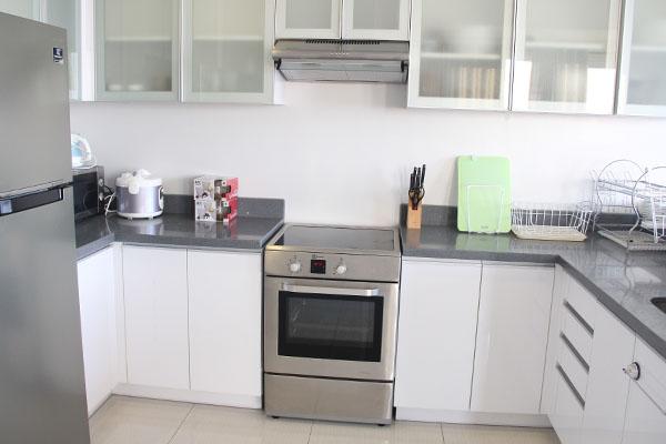 Calyx Residencesのキッチン