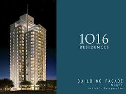 1016 Residenceの外観