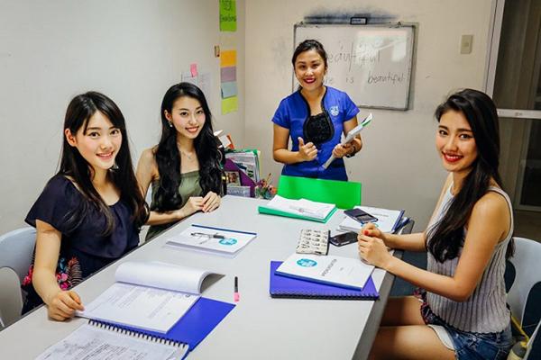 ファーストイングリッシュのフィリピン人講師たち