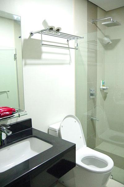 Soliniaのバスルーム