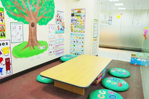 ECCセブのキッズ教室